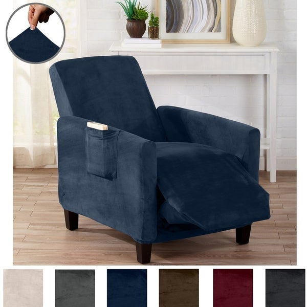 Incredible Buy Blue Recliner Covers Wing Chair Slipcovers Online At Creativecarmelina Interior Chair Design Creativecarmelinacom