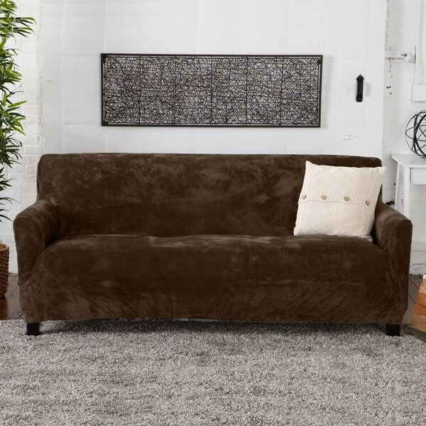 Brown Sofa Couch Slipcovers
