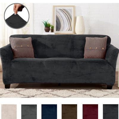 Buy Sofa & Couch Slipcovers Online at Overstock | Our Best ...