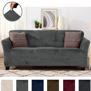 Groovy Buy Sofa Couch Slipcovers Online At Overstock Our Best Machost Co Dining Chair Design Ideas Machostcouk
