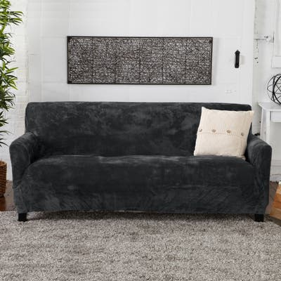 Wondrous Buy Sofa Couch Slipcovers Online At Overstock Our Best Gmtry Best Dining Table And Chair Ideas Images Gmtryco