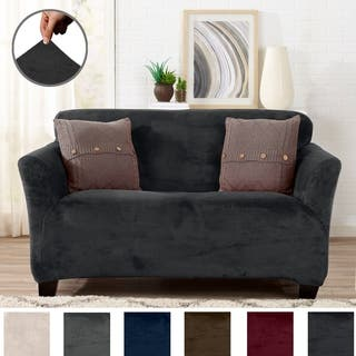 Brilliant Buy Loveseat Covers Slipcovers Online At Overstock Our Andrewgaddart Wooden Chair Designs For Living Room Andrewgaddartcom