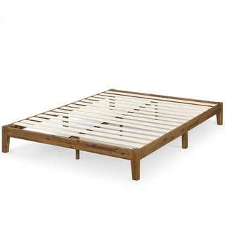 Link to Carson Carrington Hjalta 10-inch Wood Platform Bed Similar Items in Bedroom Furniture