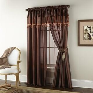 Link to Ivey 4 piece Luxury Window Set Similar Items in Window Treatments