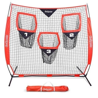 Link to GoSports 6'x6' Football Training Target Net  Similar Items in Outdoor Play