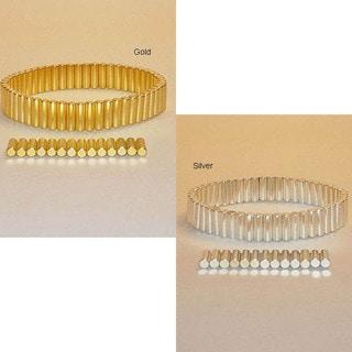 MagEnergy Neodynium Health Bracelet (Option: Gold)