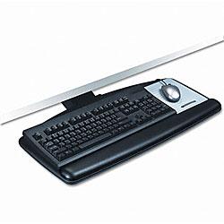 3M Adjustable Keyboard Platform for Corner Workstations