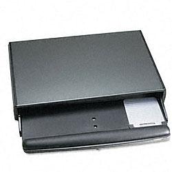 3M Desktop Adjustable Keyboard Drawer w/ Gel Wrist Rest