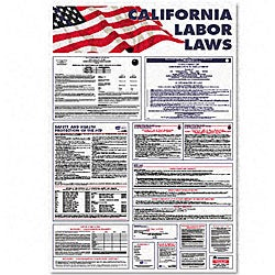 State/Federal Labor Law Poster Combo Pack