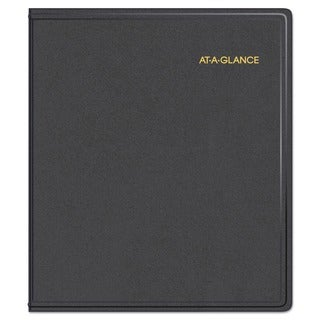AT-A-GLANCE Refillable Multi-Year Monthly Planner, 9 x 11, White, 2017-2021