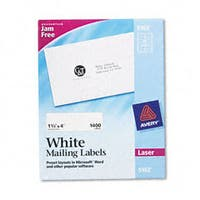 Avery 5162 White Mailing Labels