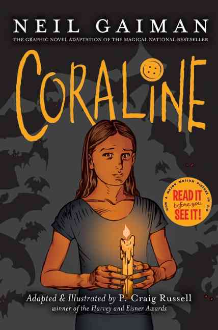 Coraline (Hardcover)