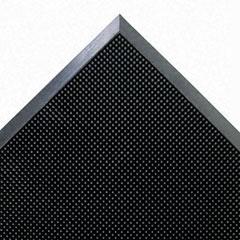 Mat-A-Dor Black Scraper Entrance/ Antifatigue Mat (24 in. x 32 in.)