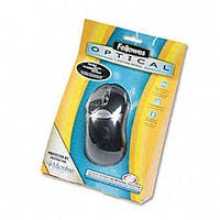 Fellowes Optical Mouse with Microban Protection
