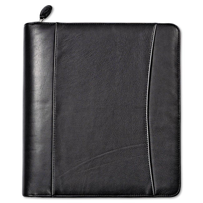 Franklin Looseleaf Nappa Leather 7-Ring Monarch Binder