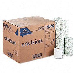 Georgia-Pacific Envision Single-ply Bathroom Tissue - 80 Rolls/ Carton