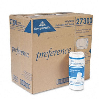 Shop Georgia Pacific Preference Perforated 2 Ply Paper