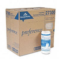 Georgia-Pacific Preference Perforated 2-ply Paper Towel Roll (30 Rolls/ Carton)