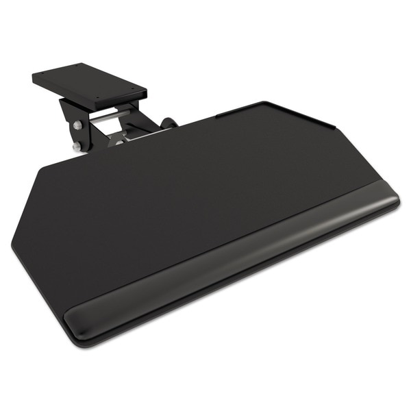 Hon Underdesk Articulating Keyboard Platform With Mouse Tray