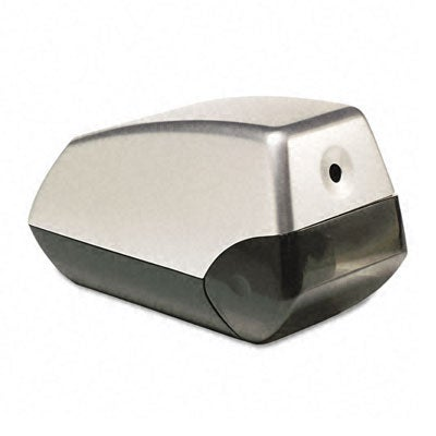 X-ACTO Helix Office Electric Pencil Sharpener, Silver/Black