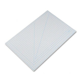 "X-ACTO Self-Healing Cutting Mat, Nonslip Bottom, 1"" Grid, 24 x 36, Gray"