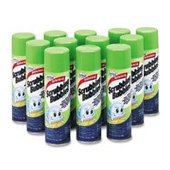 Scrubbing Bubbles Bathroom Cleaner - 12/Carton