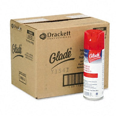 Glade Air Freshener - Super Fresh (12/Carton)