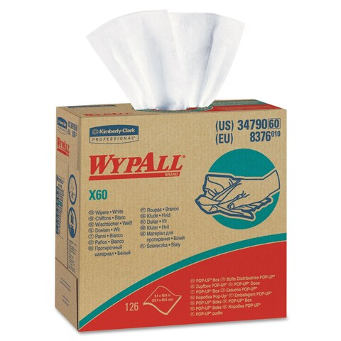 Wypall X60 Teri Professional Towels (Case of 10)