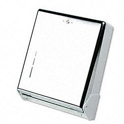 True Fold Metal Front Sturdy Cabinet Towel Dispenser