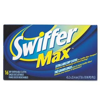 Swiffer Max Refill Cloth - 16-Cloths/Box