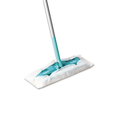 Swiffer Sweeper 10 Inch Wide Mop Green Pack Of 3