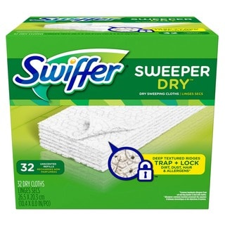 Swiffer Sweeper System Dry Refill Cloths (32 total)