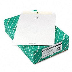 Executive Gray Clasp Envelopes - 6-1/2 x 9-1/2 (100/Box)