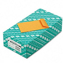 Kraft Coin/Small Parts Envelopes - Size #5-1/2 (Box of 500)