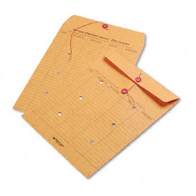 Interoffice 10x13-inch Envelopes (Carton of 100)