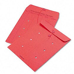 Interoffice Envelopes - Red (100/Carton)