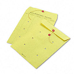 Interoffice Envelopes - String-Tie (100/Carton)