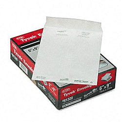 "DuPont Tyvek Catalog/Open End Envelopes (6"" x 9"") - 100 per Box"
