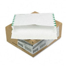 DuPont Tyvek Exp. Open Side Hvywght Envelopes - 100/Ctn