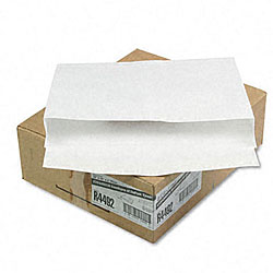 DuPont Tyvek Exp. Open End Hvywght Envelopes - 100/Ctn