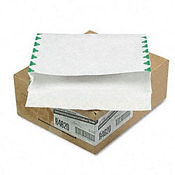 DuPont Tyvek Exp. Diamond-border Envelopes - 100/Ctn