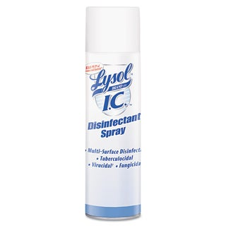 Lysol Brand III I.C. Disinfectant Spray (Carton of 12)