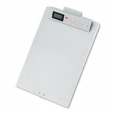 Redi-Rite Aluminum Portable Desktop w/Calculator & Storage for 8-1/2 x 12 Forms