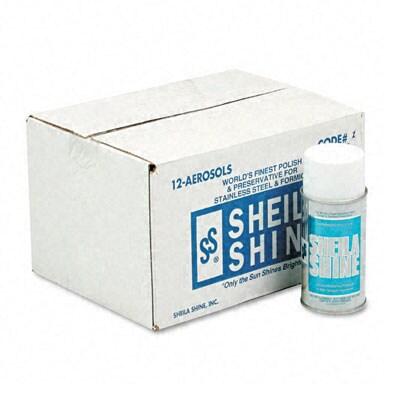 Sheila Shine Stainless Steel Cleaner & Polish - 12/Carton
