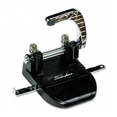 Swingline 40-sheet Capacity Heavy-duty Steel 2-hole Punch