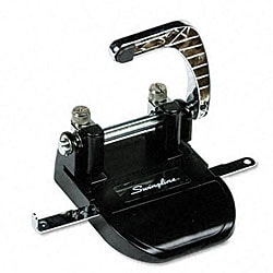 Swingline 40-sheet Capacity Heavy-duty Steel 2-hole Punch