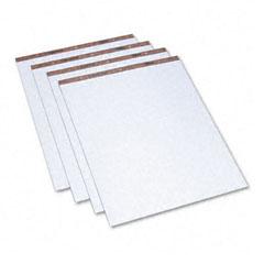 Drilled Easel 50 Bond Sheet Pads (Carton of 4)
