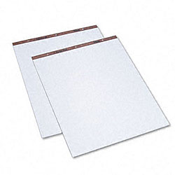 Drilled 50-sheet Easel Pads (Case of 2)