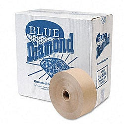 Gummed Kraft Sealing Tape - 10 Rolls per Carton