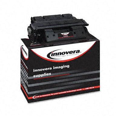 High-Yield Black Toner Cartridge for HP LaserJet 4000 (Remanufactured)